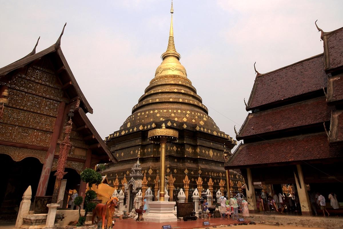 Wat Phra That Lampang Luang, Lampang