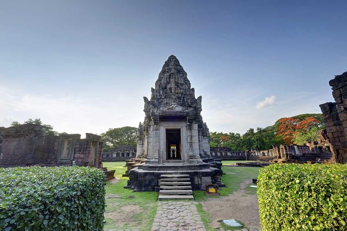 Site de Prasat Hin Phimai