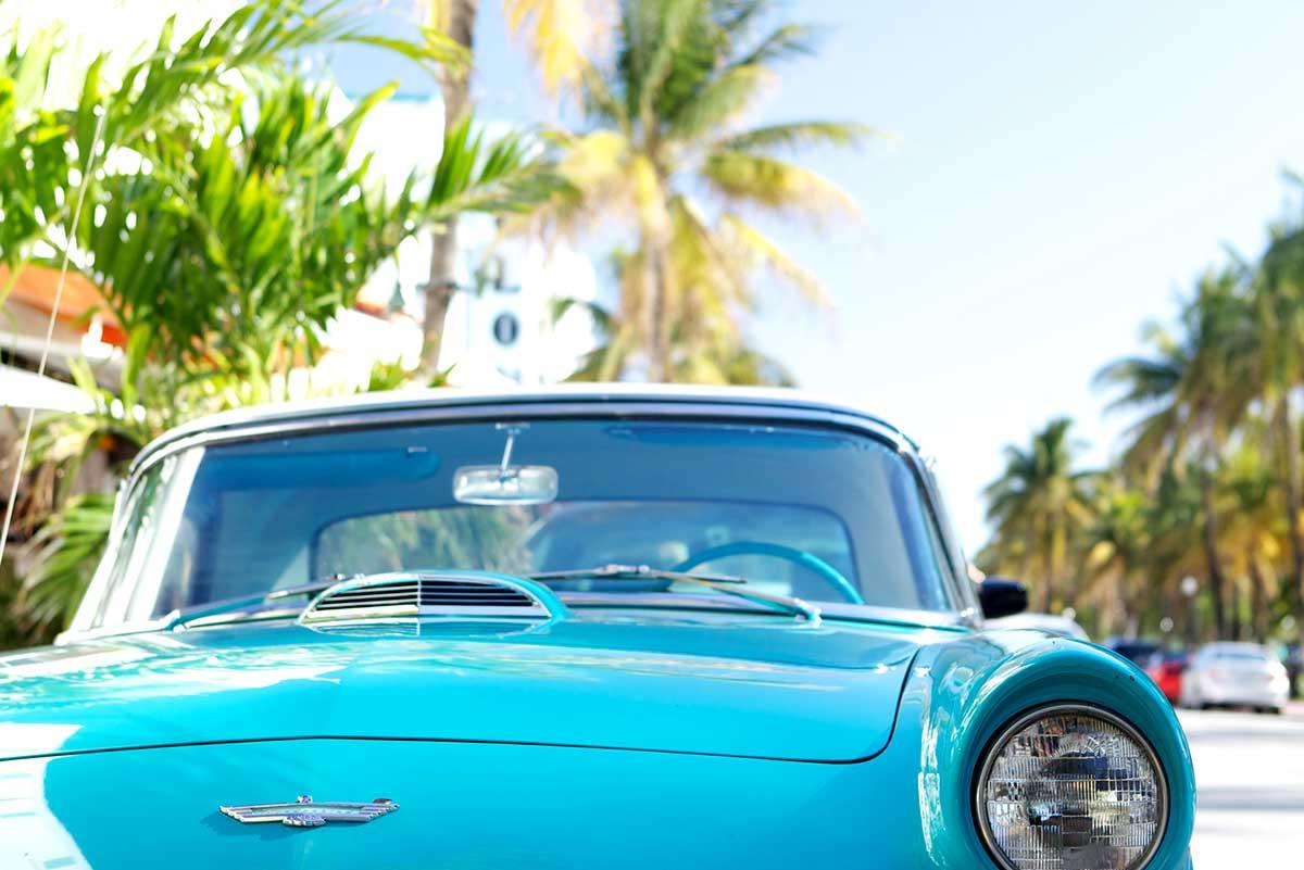 Autotour Sous le soleil de Floride