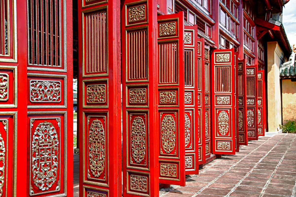 Cité impériale, Hué