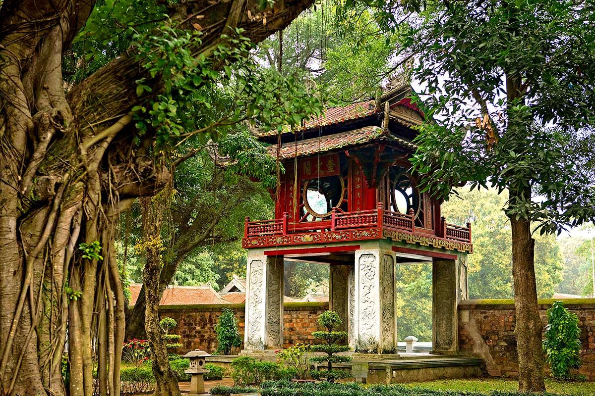 Photo n° 2 Circuit Puzzle vietnamien