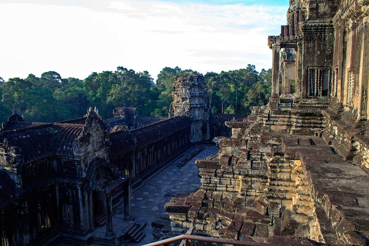 Cambodge - Vietnam - Circuit Puzzle vietnamien + Extension aux Temples d'Angkor