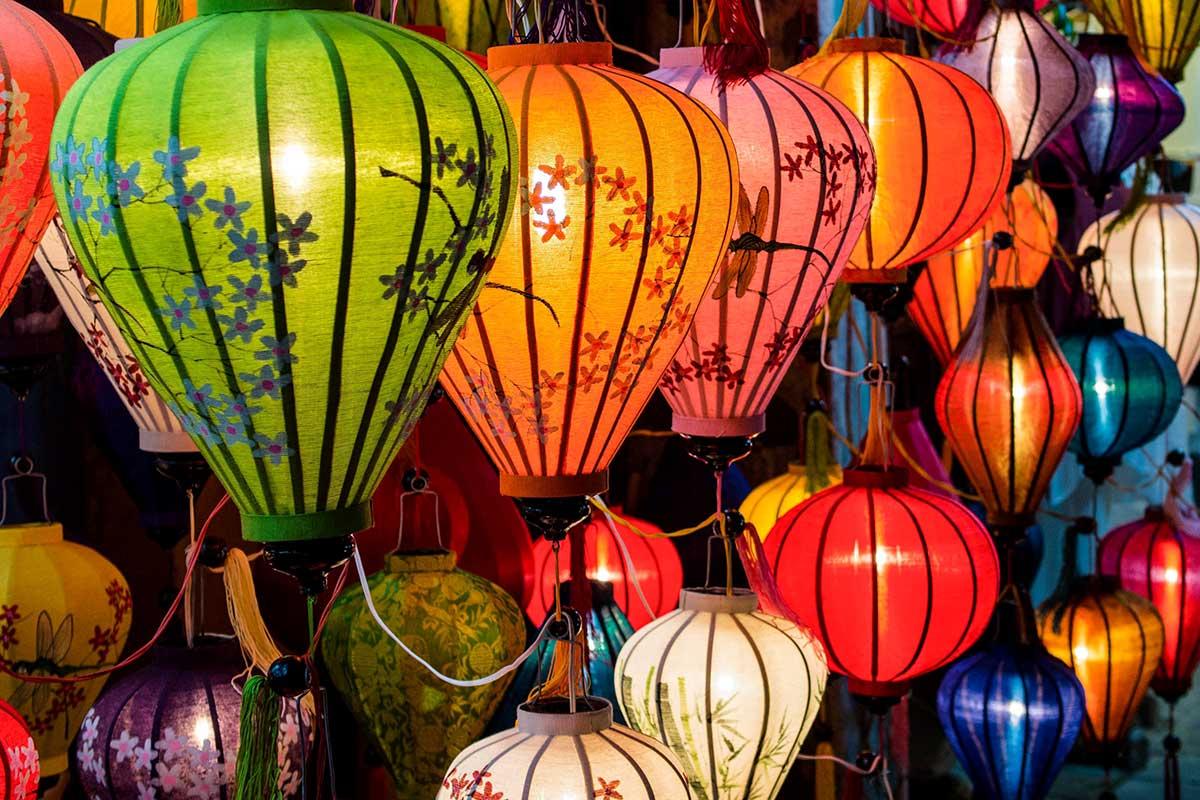 circuit vietnam multicolore