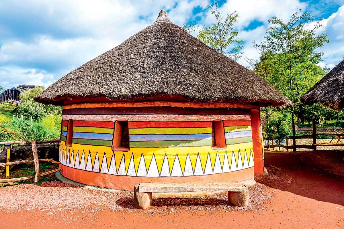 Circuit Voyage au pays arc-en-ciel, le grand tour de l'Afrique du Sud + Extension à Victoria Falls