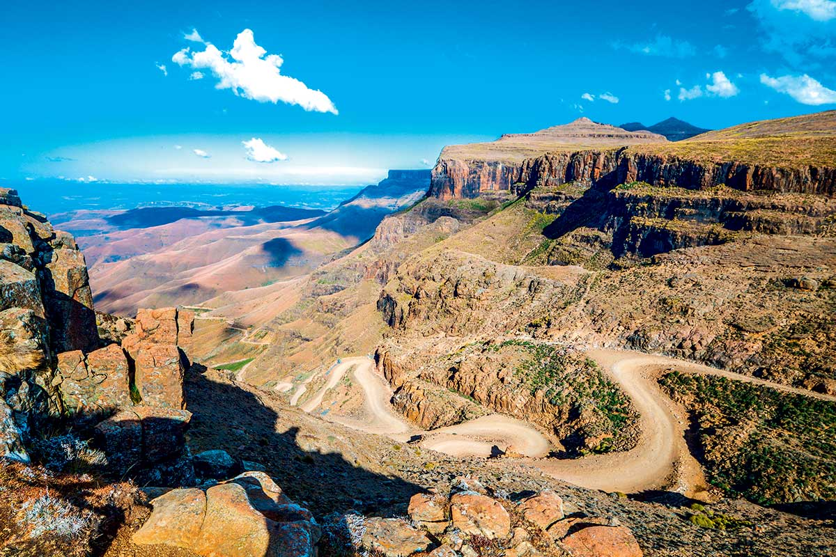 Circuit Canyons et safaris